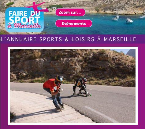 L'ASGUM en reportage photo pour «Faire du sport à Marseille»