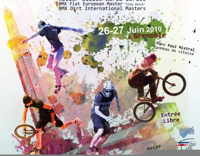 Désaxé World Ride, 3ème étape du Championnat de France de Slalom, les 25/26/27 juin 2010 à GRENOBLE!